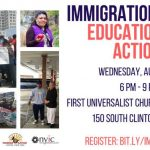 Immigration Forum: Education for Action!
